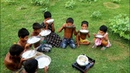Sweet Vermicilli Cooking By 4 Years Baby Sneyha With Beautiful Nature For Her Friends Picnic