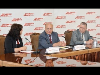 Пресс-конференция ректора МГУ Виктора Садовничего