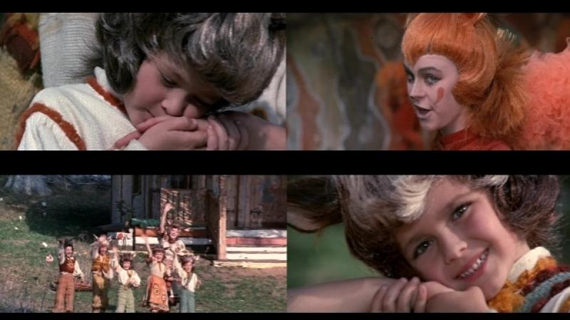 Песня о маме. Из фильма Мама. Мосфильм, România Film, Ralux Film. 1976г.