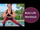 Butt Lift Workout -- Bodyweight Exercises - Buttocks Workout