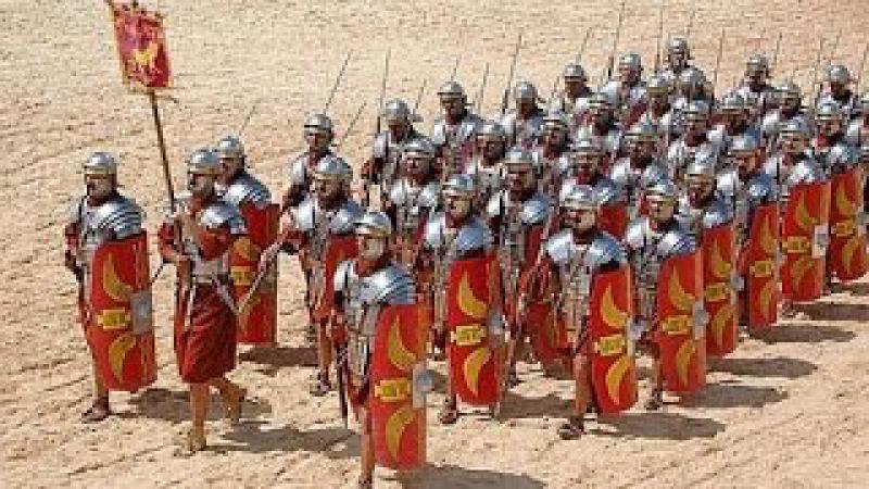 Как Создавались Империи: Рим \ History Channel