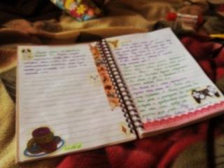 Мой личный дневник, новый! // Васеныш ♥