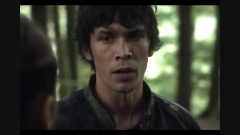 Bellamy blake | everybody's mad