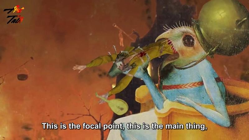 Art Talk - Hieronymus Bosch