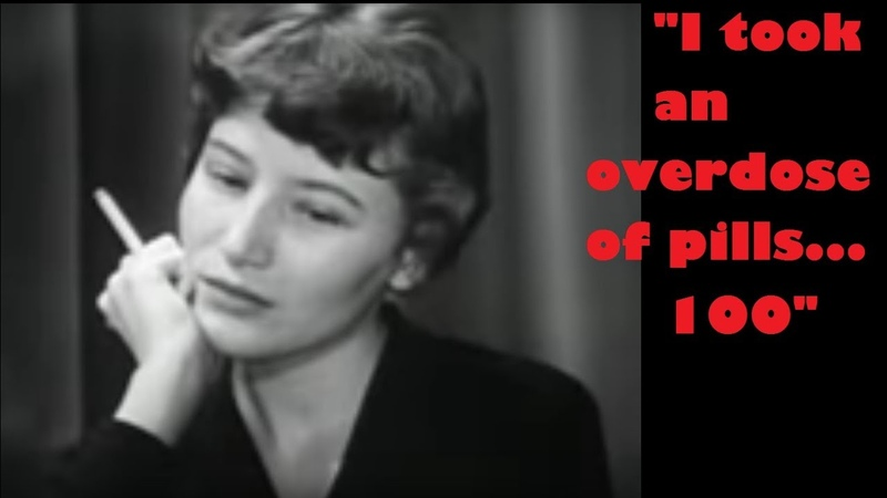 Depression in the 1950s. Real psychiatric interviews