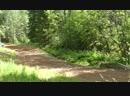 Tartu Rally 2017 - Mistakes - Jumps - Train racing