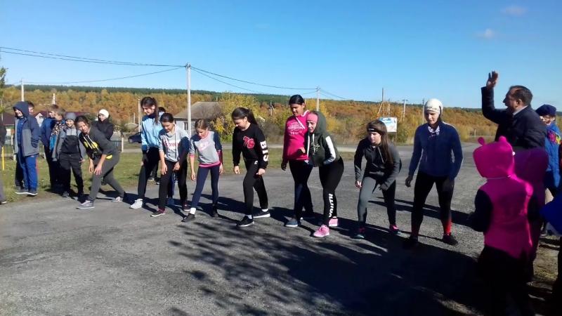 Легкоатлетический кросс (девочки)