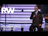 Robbie Williams ft. Kelly Clarkson   'Little Green Apples'   Swings Both Ways Official Track