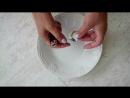 Видео тест синтетической ткани