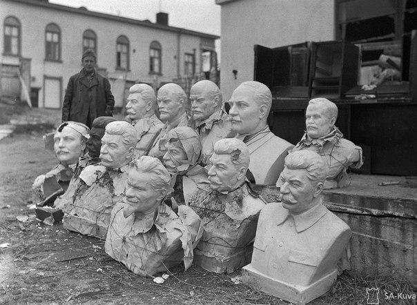 В Харькове снесли памятник Ленину - Цензор.НЕТ 8450