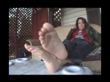 36 year old mature woman candid deri soles &amp footfetish)