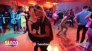 Daniel Torriente and Viktoria Klimenko Salsa Dancing at Rostov For Fun Fest 2018, Monday 05.11.2018