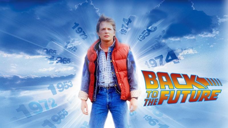 Назад в будущее 1985 DVO VHSRip