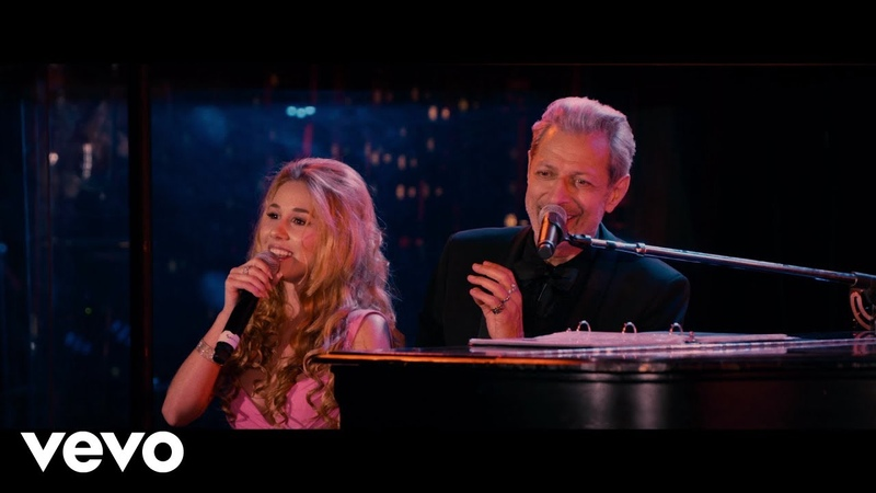 Jeff Goldblum The Mildred Snitzer Orchestra feat. Haley Reinhart - My Baby Just Cares » Freewka.com - Смотреть онлайн в хорощем качестве