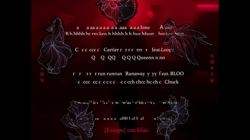 Niahn EP [extape] Tracklist
