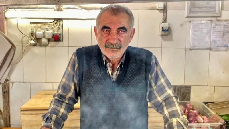 Çatalı Bırak Lan Allahsız Dedi | Kebapçı Ali Baba Adana