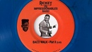 Rickey And The Impressionables Band - Baco Walk Part I II [Plut] Deep Funk 45