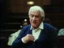 Sergiu Celibidache, I Dont Want Anything - I Just Let It Happen