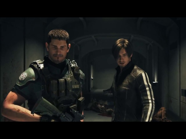 Resident Evil Vendetta - Chris and Leon[ John Wick VERSION ]