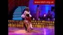 Танцы со звездами 1 Алена Шоптенко и Владимир Зеленский Румба