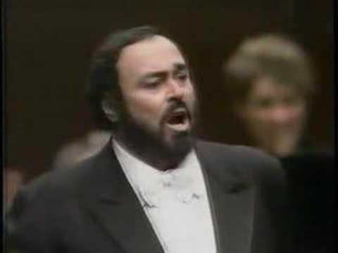 Luciano Pavarotti - Un'aura amorosa - Cosi fan tutte