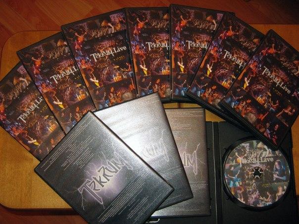 Концертное видео TEKRUM (НК Мегаполис, 13.10.2012)