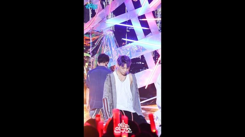 [예능연구소 직캠] 아이콘 죽겠다 바비 Focused @쇼!음악중심_20180804 KILLING ME iKON BOBBY