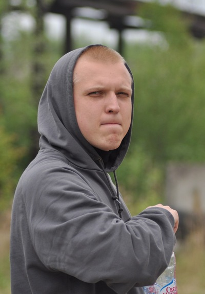 Антон Ключагин