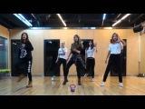 [Zoomed] EXID - AH YEAH (아예) 안무연습 Dance Practice