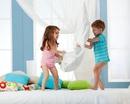 14 способов успокоить чересчур развеселившегося ребенка