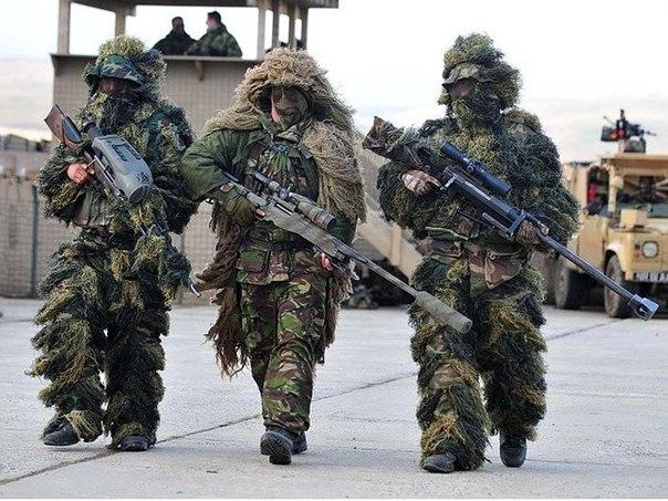 Ну и ще раз. Для тех кто пропустил: самые необычные и устрашающие предметы обмундирования военных и полицейских всего мира.