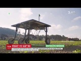У Швейцар розробили робота, який бореться з бур'янами