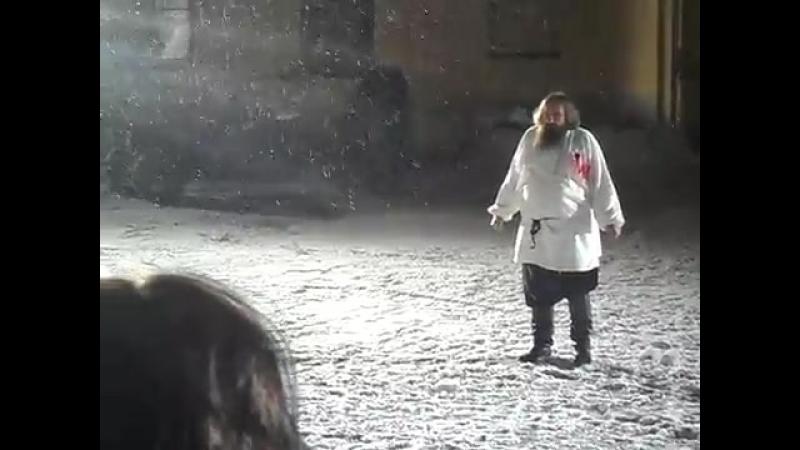 Жерар Депардье , фрагмент из фильма Распутин