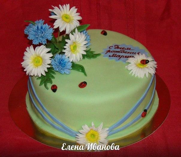 Домашние торты и выпечка на заказ в