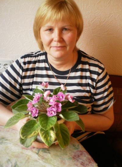 Нина Михеева, 10 апреля 1961, Макеевка, id209272693