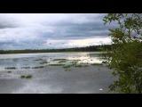 На Шайтан-озере (Омская область, деревня Окунево)