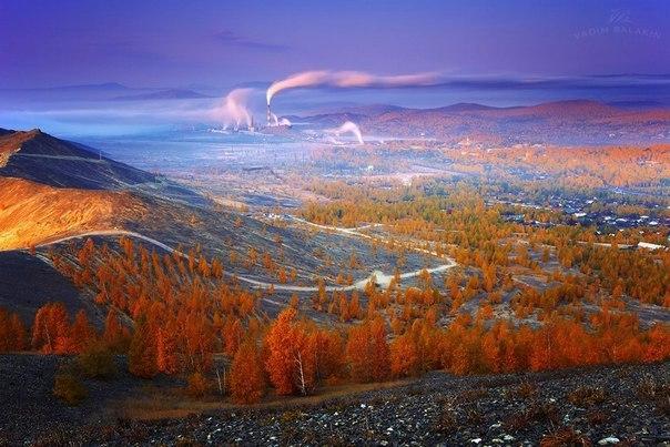 Южный Урал, Россия
