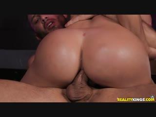 Brooke beretta - big ass burlesque - monstercurves.com realitykings.com straight, anal, twerking, a2m, big tits, facial, oil