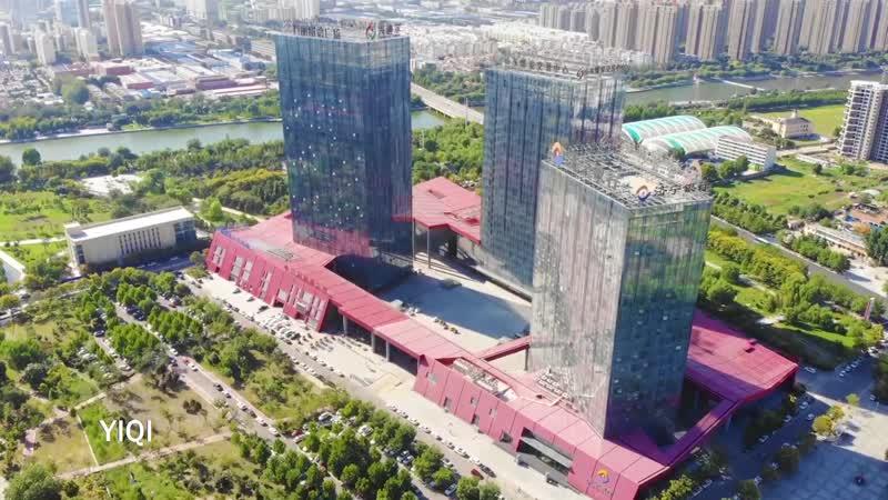 航拍济宁-Aerial photography Jining