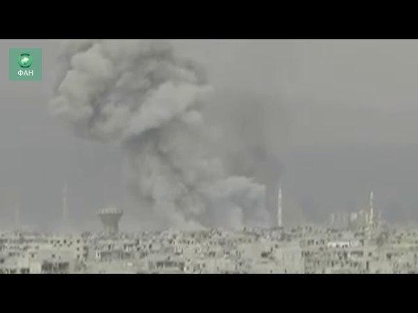 Сирия рассекла анклав боевиков ИГ на юге Дамаска: ФАН публикует видео с места встречи сил САА