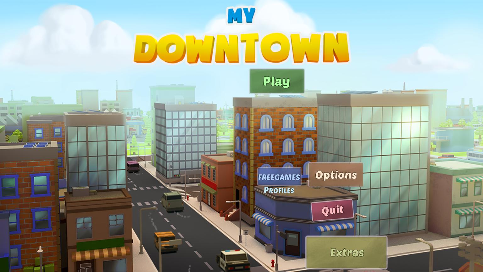 Мой центр города | My Downtown (En)