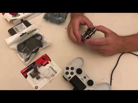 Raspberry Pi игровая консоль своими руками