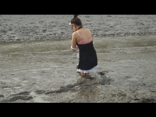 Chinese girl in mud... last 1 for now.