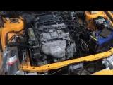 Свап FS-ZE с АКПП в Mazda MX-6
