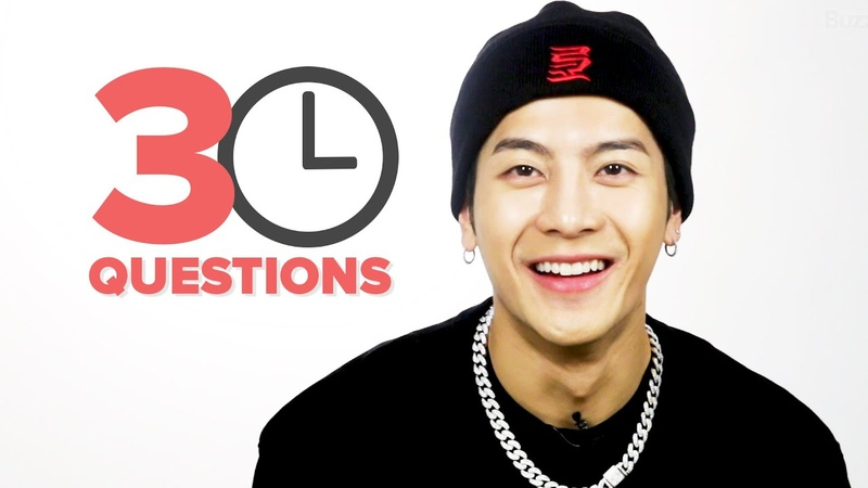 30 Questions In 3 Minutes With Jackson Wang