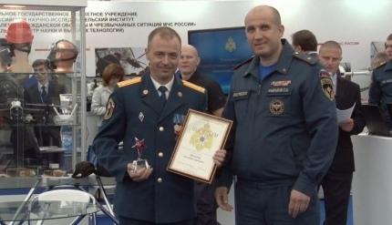 Изобретение курского МЧС победило на всероссийском конкурсе