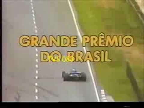 Vinheta de abertura da Rede Globo para o Grande Prêmio do Brasil do ano de 1979