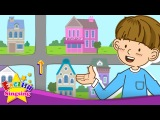 Where is the restaurant(Asking the way) - English song for Kids - Let's sing - Sing Along