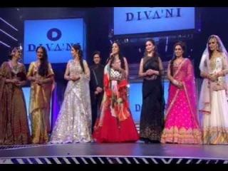 Bollywood stars walk the ramp for Yash Chopra's tribute