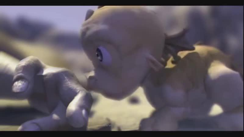 Dragon Slayer (Animation) ТАВЕРНА_STEAMPUNK